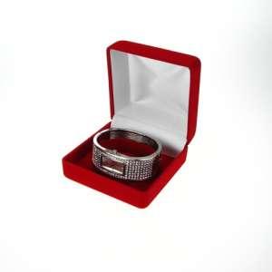 ANA Watch/ Bracelet Jewellery box - Red
