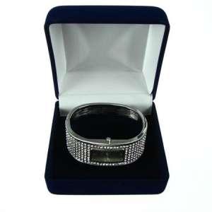 ANA Watch/ Bracelet Jewellery box - Blue