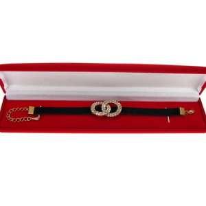 ANA Bracelet Jewellery box - Red