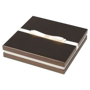 DIANA Necklace Jewellery Box - brown