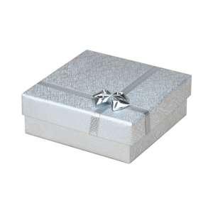 RITA Big Set Jewellery Box - Silver