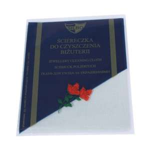 Gift Cleaning Cloths 24 x 20 cm - Grey