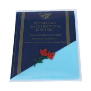Gift Cleaning Cloths 24 x 20 cm - Blue