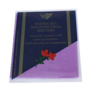 Gift Cleaning Cloths 24 x 20 cm - amethyst