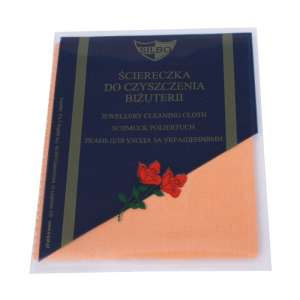 Gift Cleaning Cloths 24 x 20 cm - orange