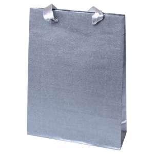 EMI Paper Bag 18x26x6cm. Graphite