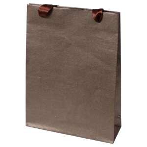 EMI Paper Bag 18x26x6cm. brown