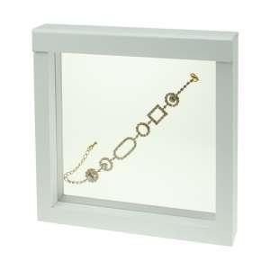 Display frame White (inner 150x150mm) REMO