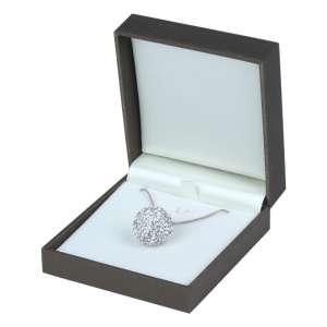 LARA Universal Jewellery Box - brown