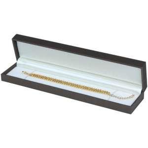 Pudełko LARA bransoletka brązowe