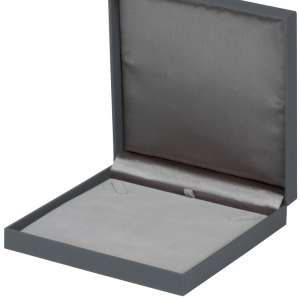 IDA Necklace Jewellery Box - grey