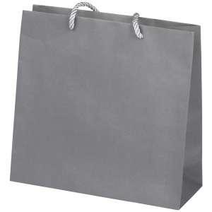 CARLA Paper Bag 240x230x90mm. - grey