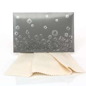 Gift Cleaning Cloths 20 x 12 cm. - grey box