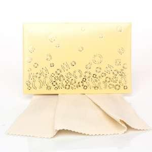 Gift Cleaning Cloths 20 x 12 cm. - Ecru box