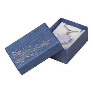 TINA FLOWERS Small Set Jewellery Box - Blue