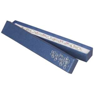 TINA FLOWERS Bracelet Jewellery Box - Blue