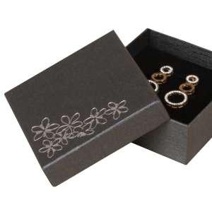 TINA FLOWERS Big Set Jewellery Box - Graphite