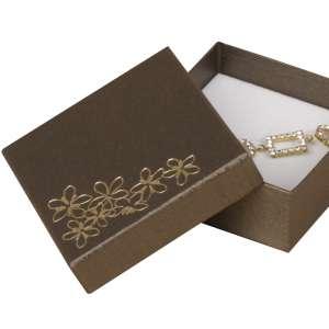 TINA FLOWERS Big Set Jewellery Box - brown