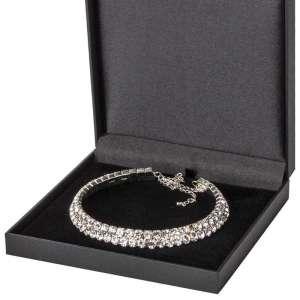 IDA Necklace Jewellery Box - black