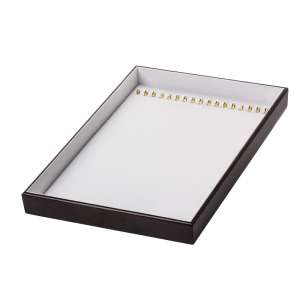 Tray for chains, 17 hooks, VICTOR