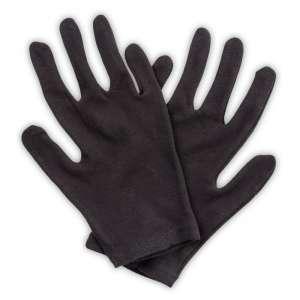 "Shop Attendant Gloves Black ""7"""