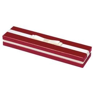 DIANA Bracelet Jewellery Box - burgundy