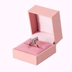 IDA Ring Jewellery Box - pink
